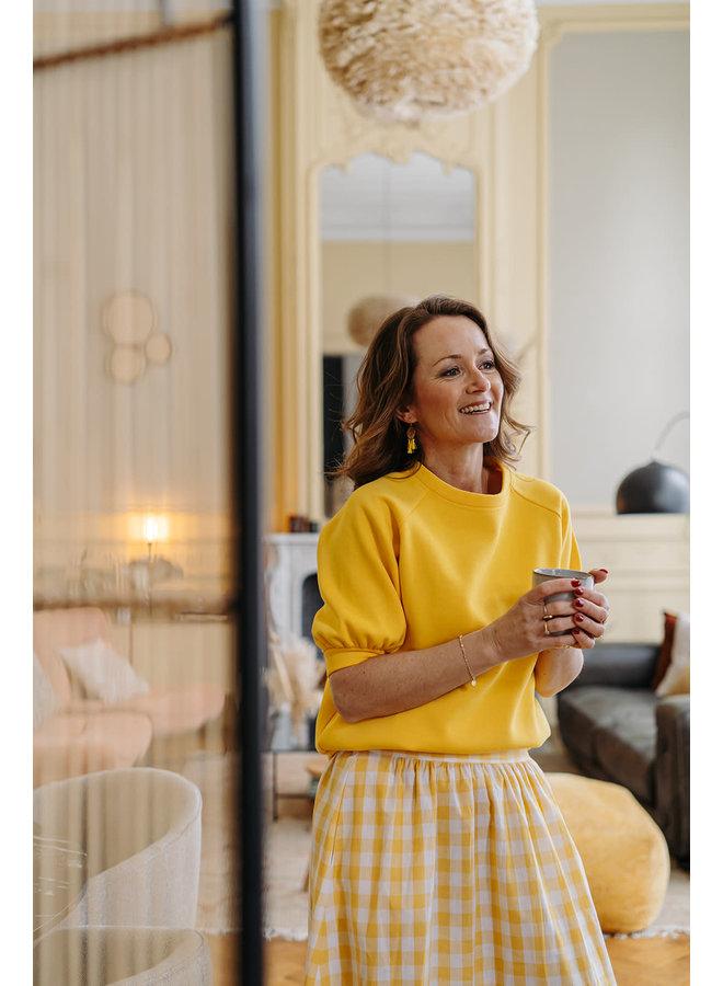 Mona Sweater Yellow