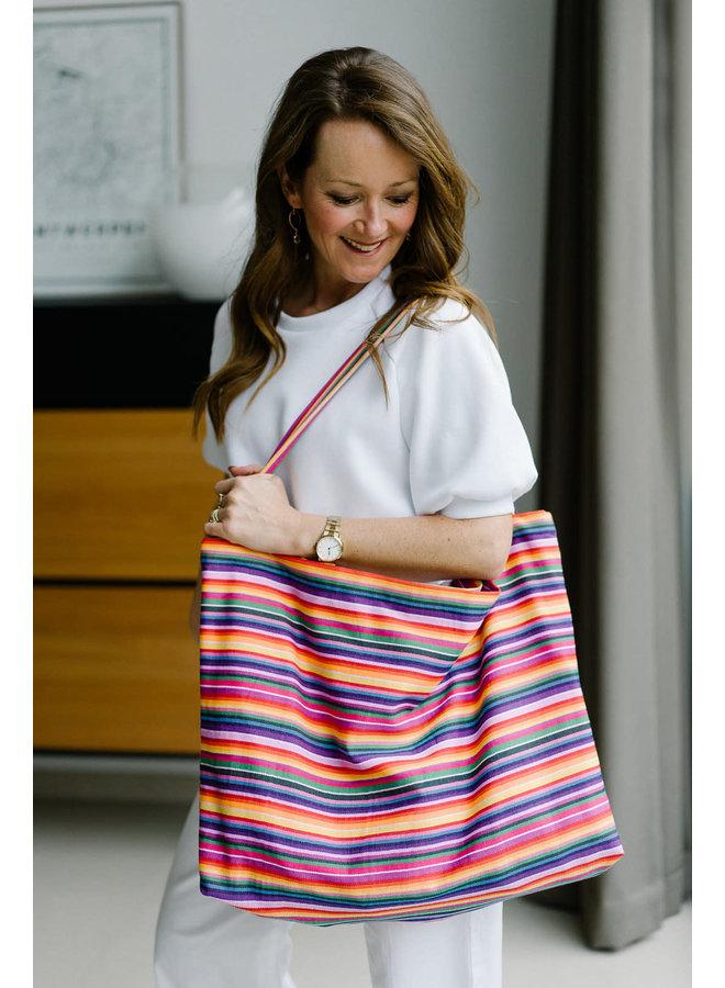 Ella Shopper Stripes