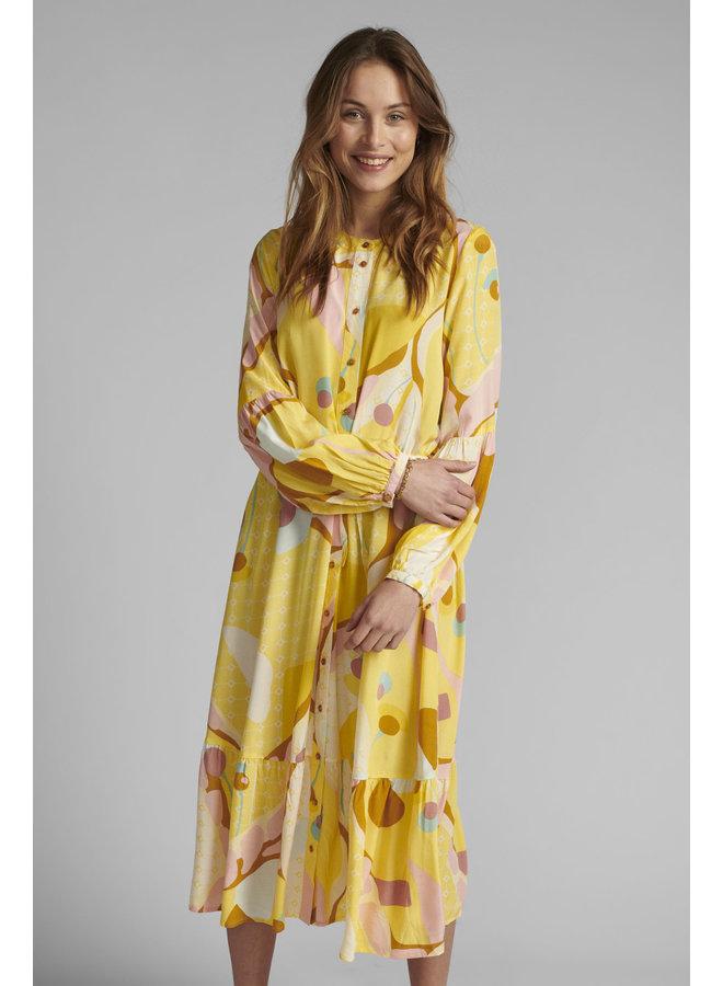Nucasey Dress Snapdragon