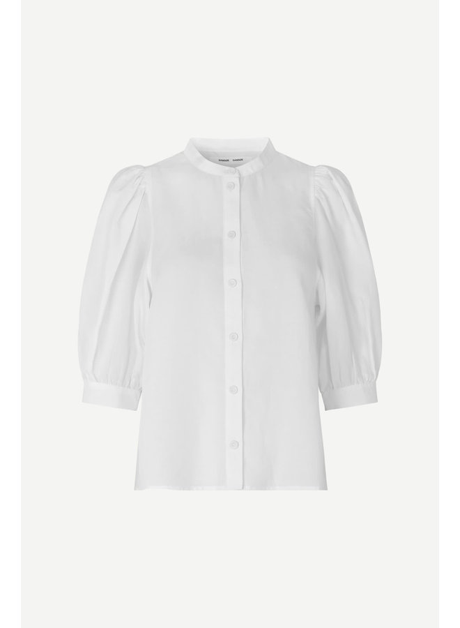 Mejse Shirt Bright white