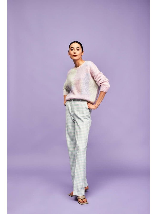 Taranto Trousers Opal Purple