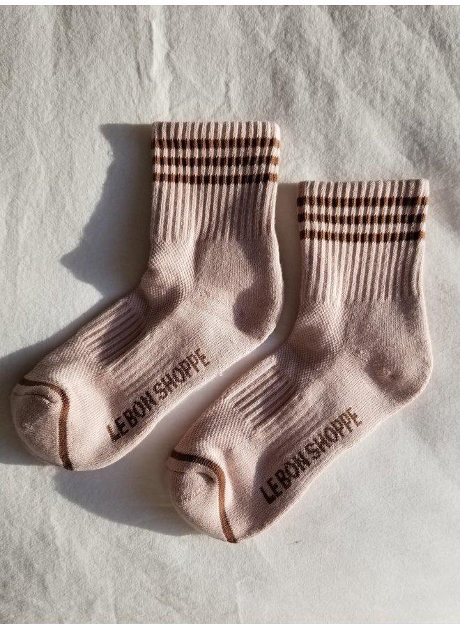Girlfriend Socks Bellini