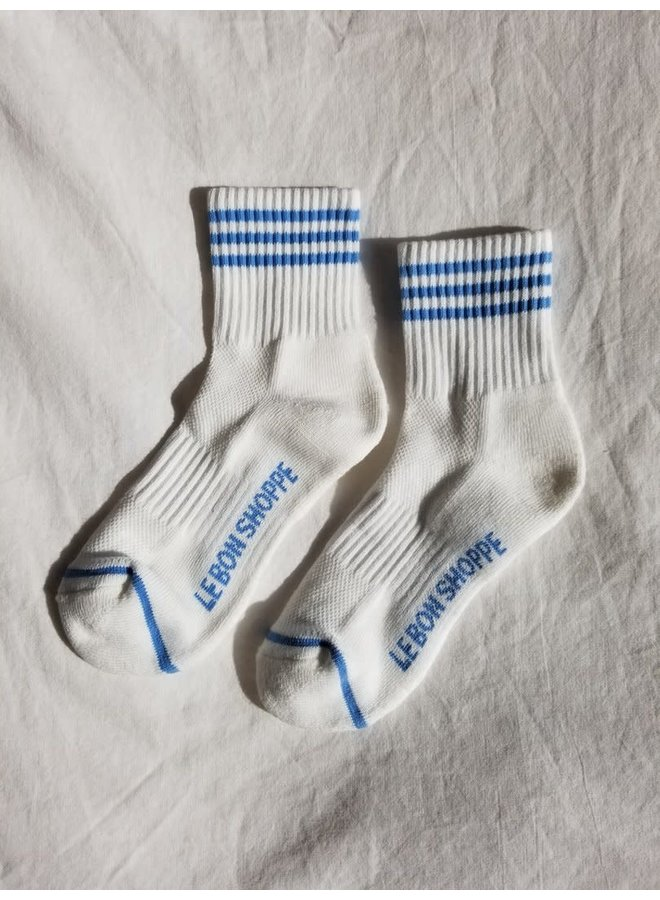Girlfriend Socks Ivory