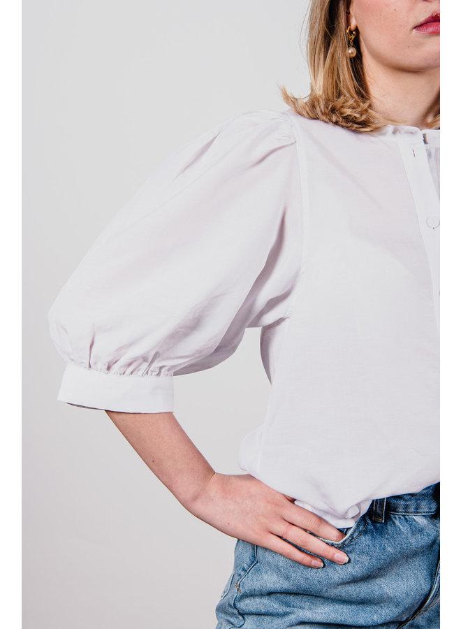 Mejse Shirt Bright white