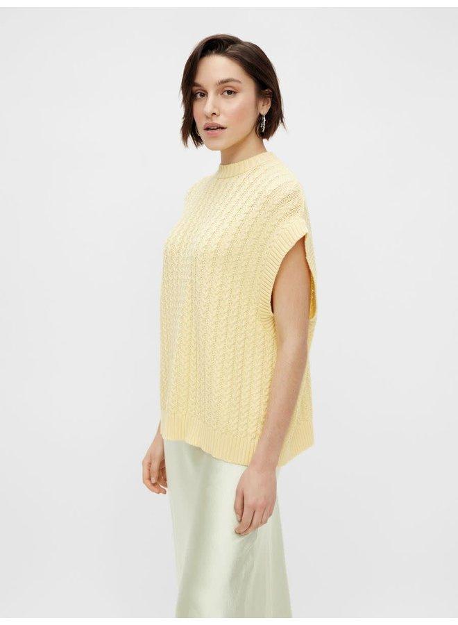 Yasvanilla Gilet  Yellow