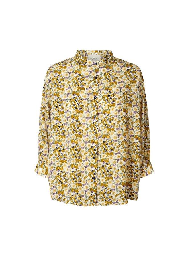 Ralph Shirt Flower Print