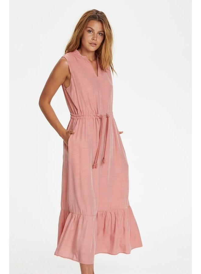 Gaia Dress Rosette