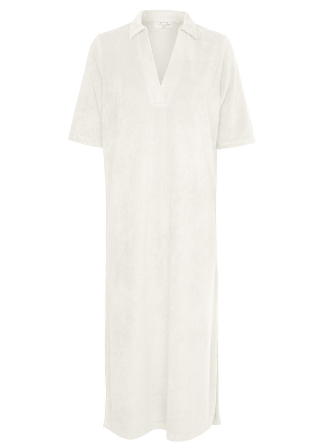 Nona Ecru Dress