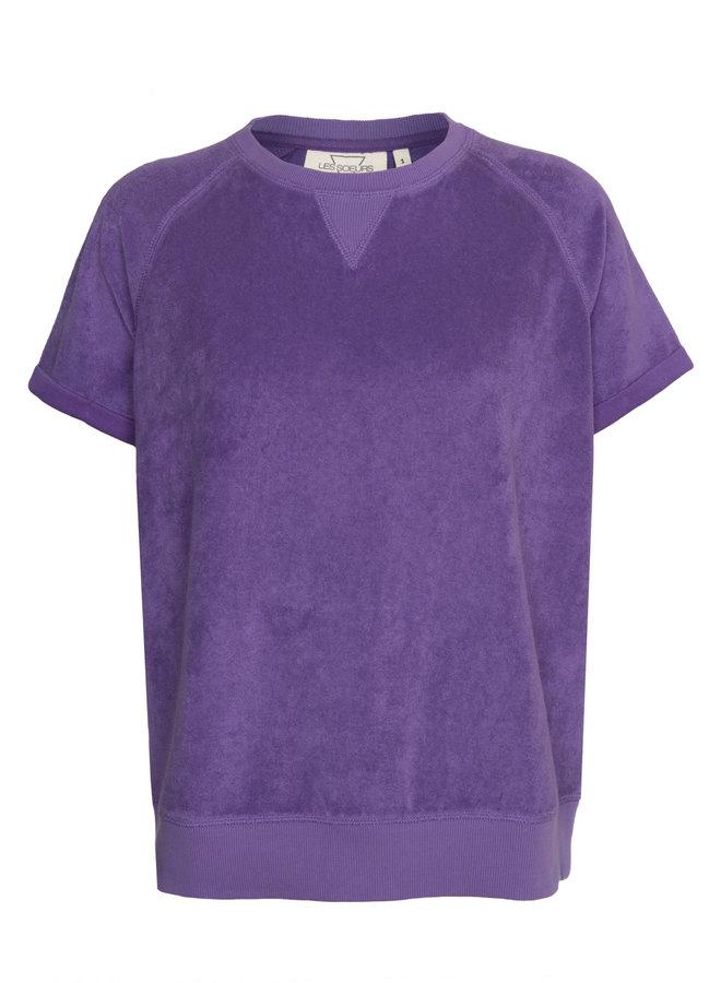 Lea Dark Purple Pull