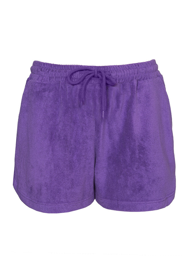 Louis Dark Purple Short