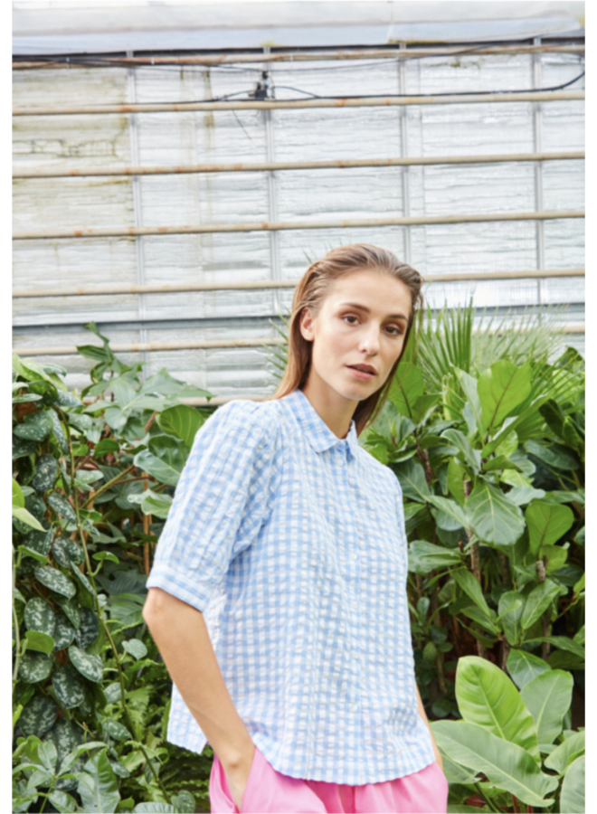 Ihgryana Shirt Blue