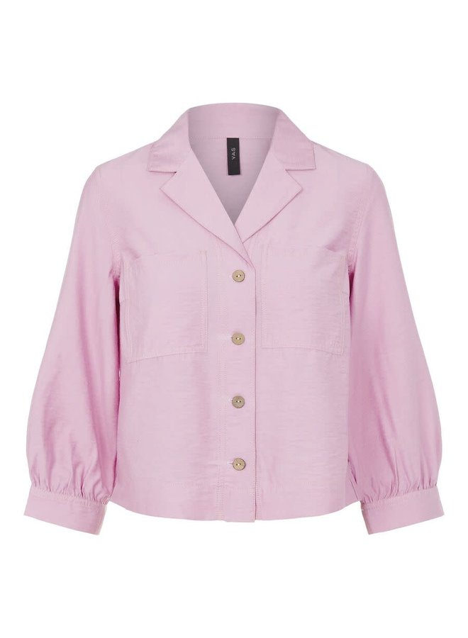 Yasleno Shirt Lavender