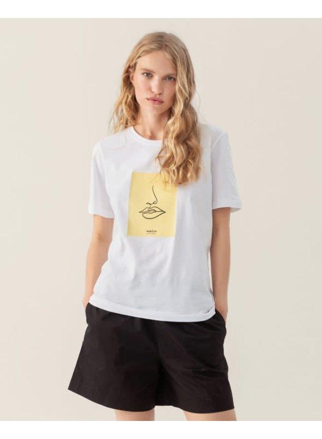 Mo Alva Print T-shirt
