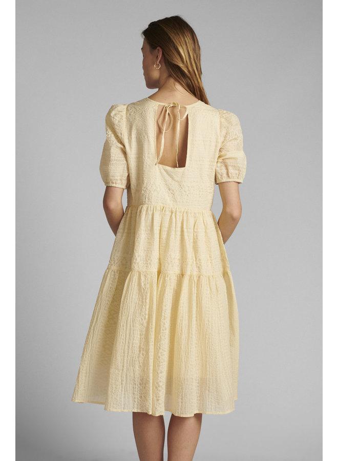 Nucarolla Dress Tannin