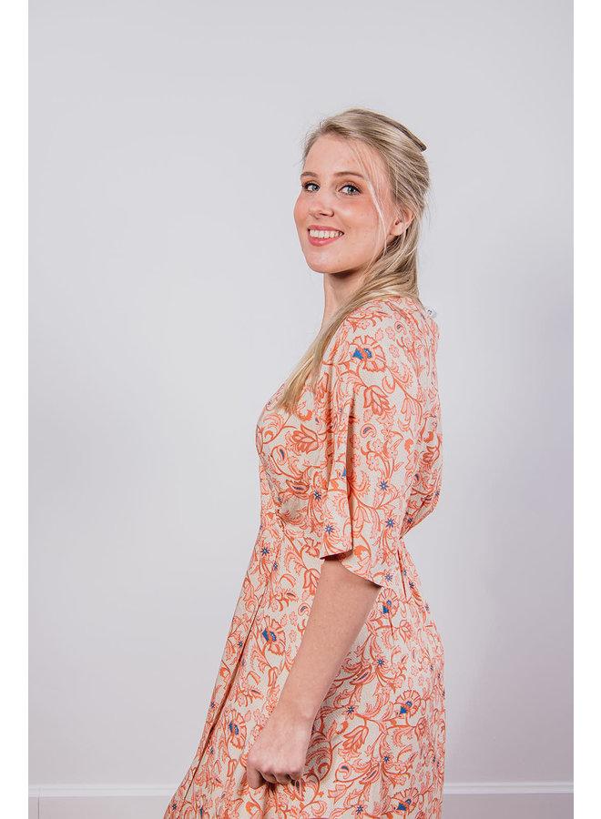 Yasmiva Midi Dress