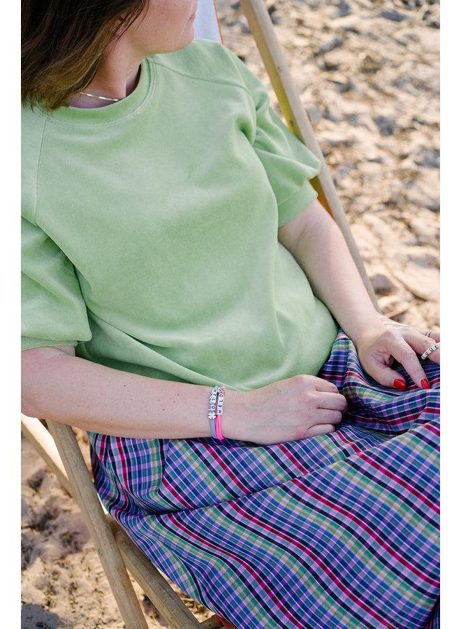 Mona Sweater Lime