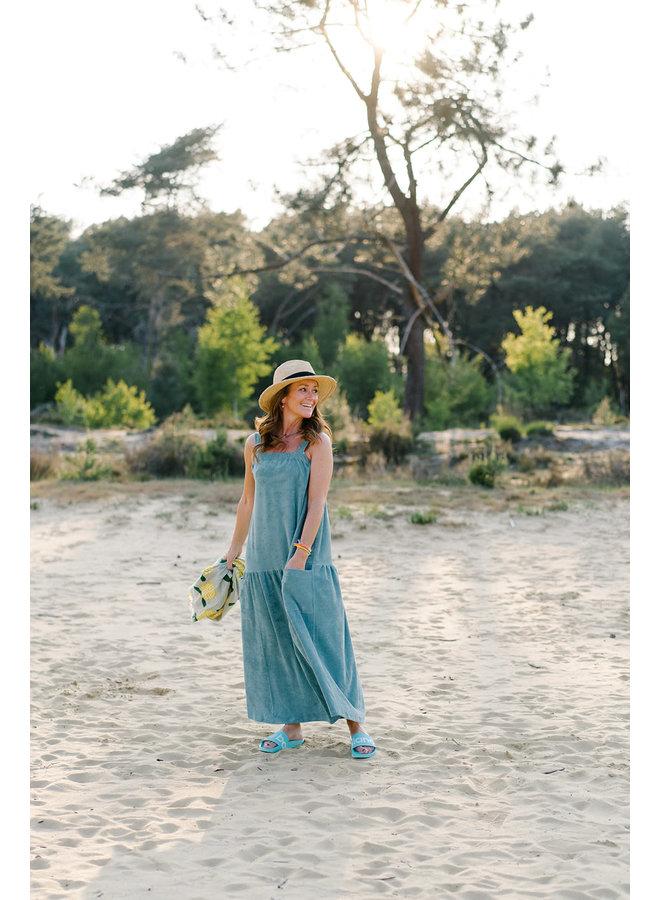 Nora Dress Green