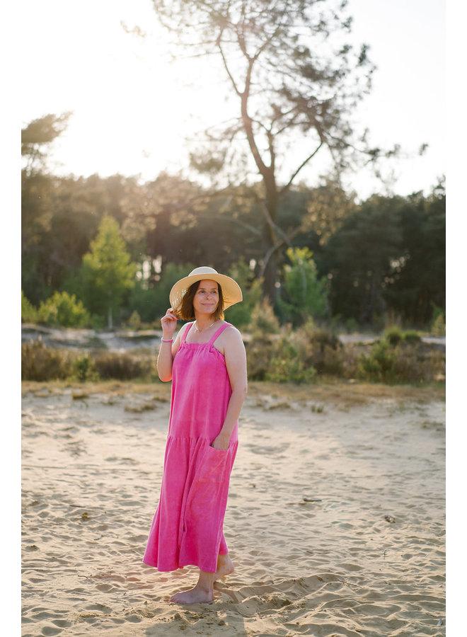 Nora Dress Fuchsia