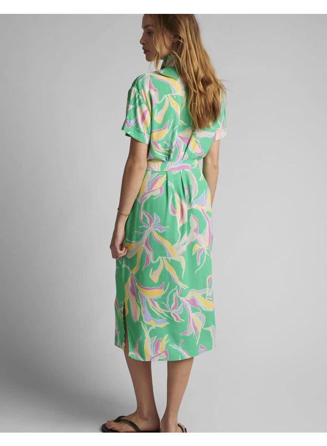 Nuchana Shirt Dress
