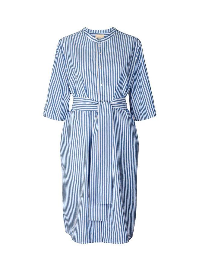 May Dress Stripe