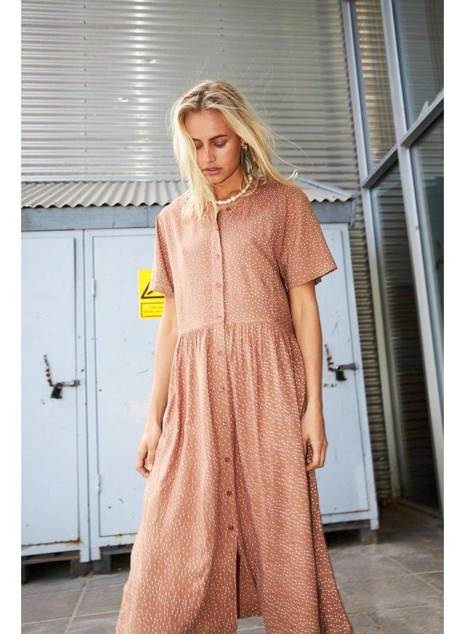 Aliya Dress Hazel