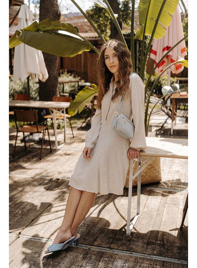 Nucortney Dress Brazilian Sand