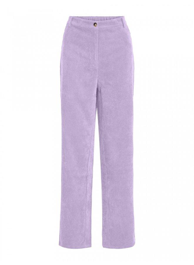 Vives Pants Violet Tulp