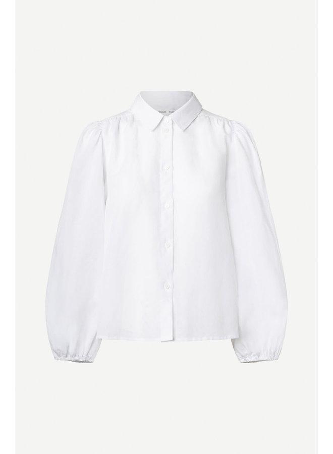 Mejsa shirt Bright White