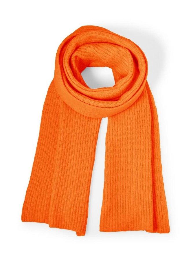 Zean Scarf Orange