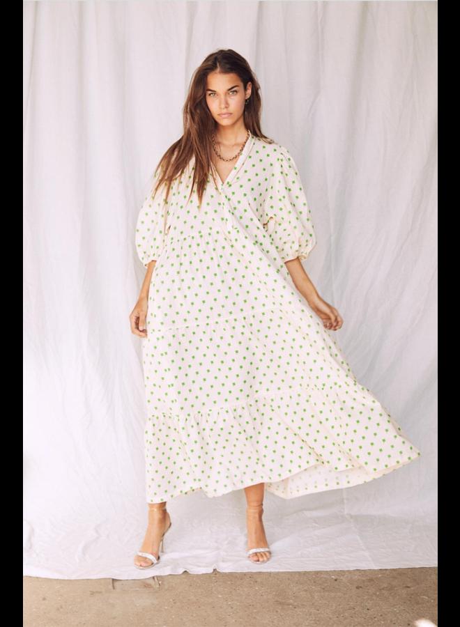 Clover Floor Dress