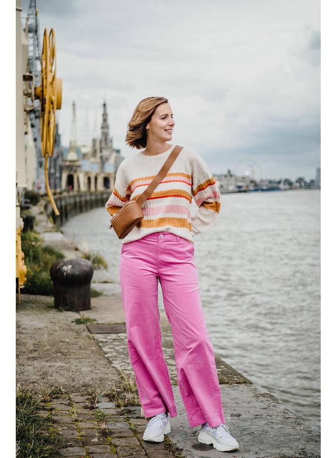 Allie Trousers Bubble Gum