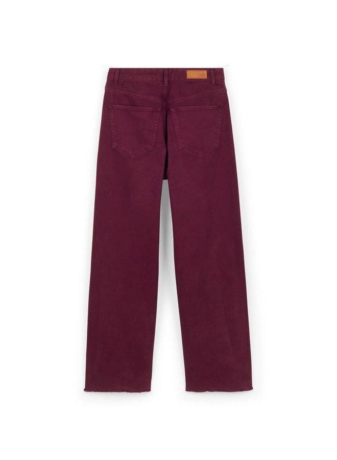 Mylo Jeans Bordeaux