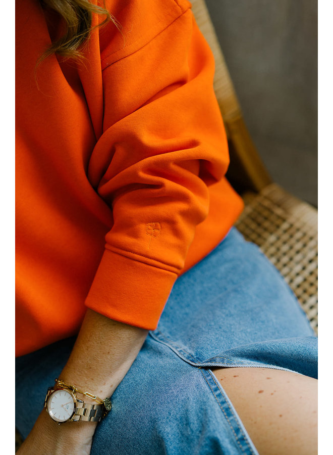 Alba Sweater Orange