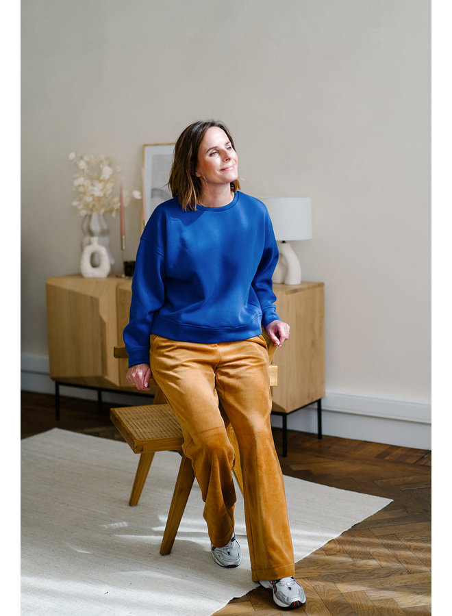 Alba Sweater Cobalt