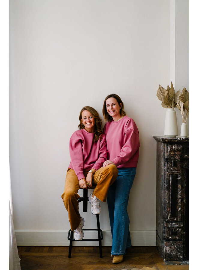 Alba Sweater Rose