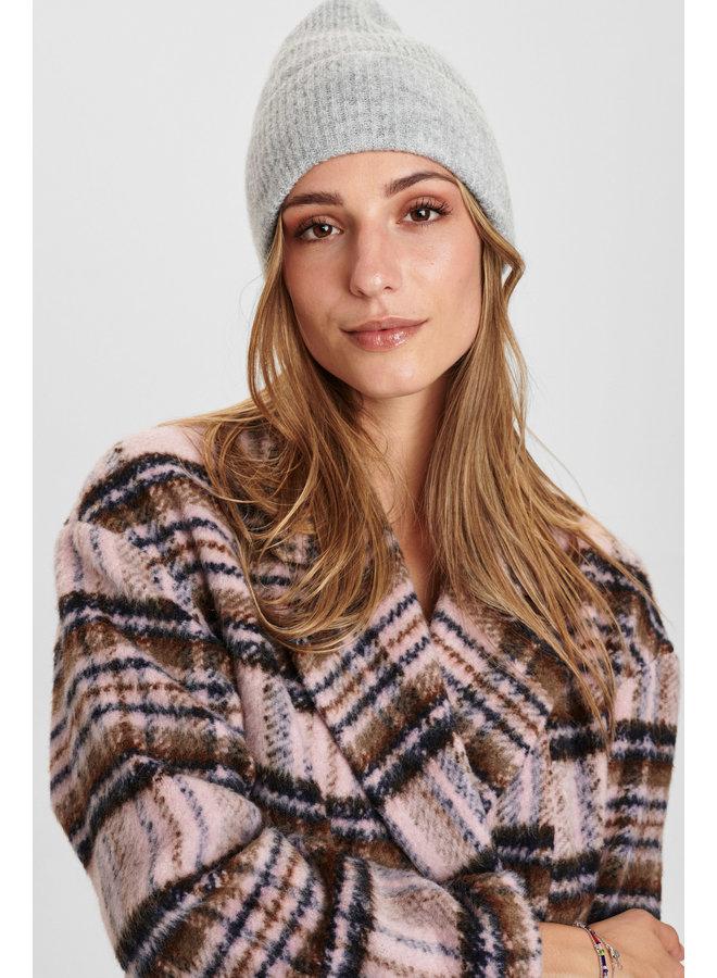 Nuallen Hat Grey Melange