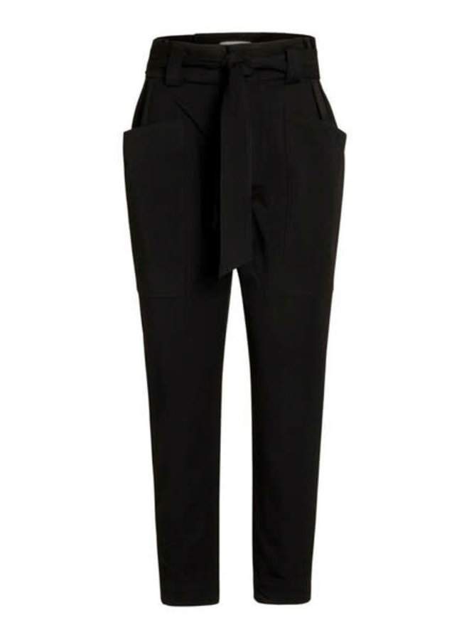 Miya Pocket Pant Black