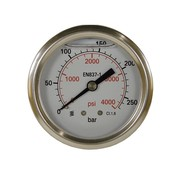 Manometer 0-400 HI 50 mm 1/4AG