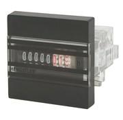 Urenteller 24 V 50 Hz inbouw