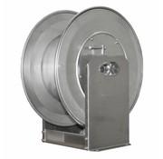Slang haspel STKI60 100 M. 1/2  binnendraad RVS