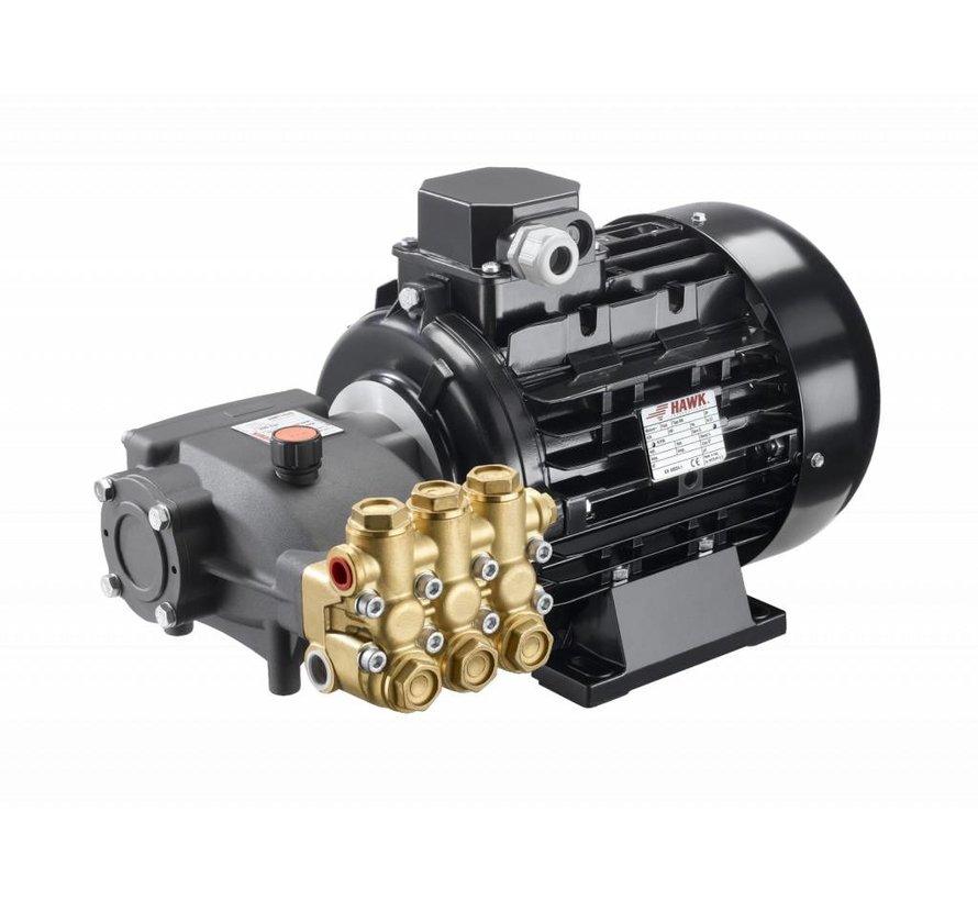 Motorpomp 150 bar - 15 L/min
