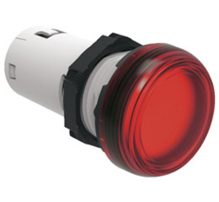 Lamp rood 24v