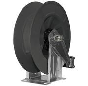 Slangoproller 1SN-08-210B. 20M.SW M22 zwart