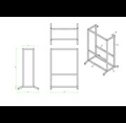 VRSPLUS RVS frame