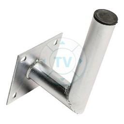 König Satelliet Muurbeugel Staal 150 mm / 48 mm