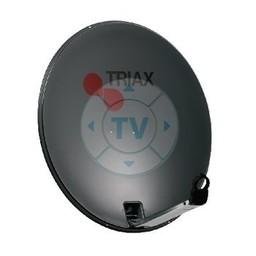 Triax Satellietschotel 110 cm 40.2 dB Antraciet