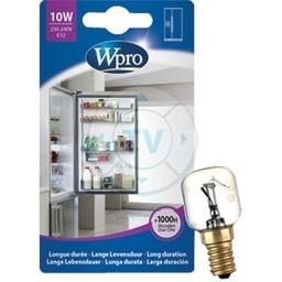 WHIRPOOL Koelkastlamp E12 10 W Origineel Onderdeelnummer 484000000980