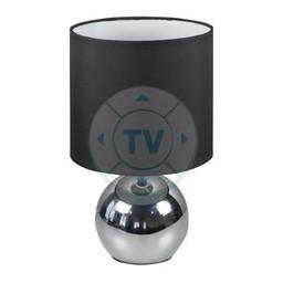 Ranex Tafellamp Touch-Functie 40 W Chroom / Zwart