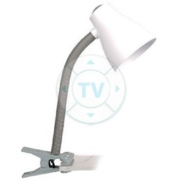 Ranex Desk Cliplamp Grijs