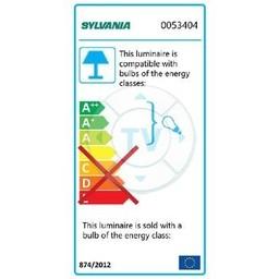 Sylvania Spiegellamp Fluorescent 11 W Wit